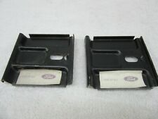 NOS 1965 1966 Mustang GT-350 1960-1964 Bottom Mount Battery Hold Down Clamps  dp