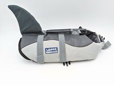 L.D. Dog A-More Shark Fin Life Jacket Vest Size Small Swimming Water Adjustable