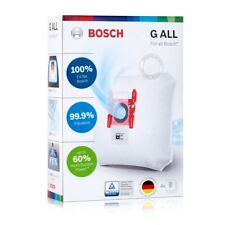 Filter passend Bosch Siemens MegaFilt Typ G Supertex 1-60 Staubsaugerbeutel