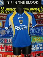 5/5 Cardiff City adults S 2007 MINT football shirt jersey trikot
