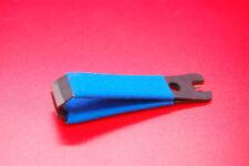 Taglierina, Pinza Linea Blu con Pulitore del Gancio per pesca, montaggio