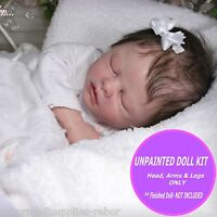 Baby Sam reborn kit ~ Reborn doll kit ~ by Marissa May  unpainted soft vinyl