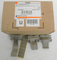 (3) Merlin Gerin 48560 Actuaters for Carriage Switches