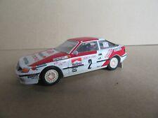 269M Trofeu 20 Toyota Celica Gt 4 #2 Rally Mounted Carlo 1990 Sainz 1:43