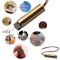 1500mW Laser Head For DIY Carving Engraving Machine Engraver Violet Light NEJE