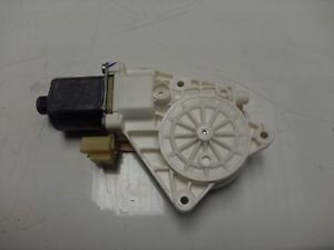 OEM 07-12 Lincoln MKZ Rear Driver's Side Door Power Window Motor