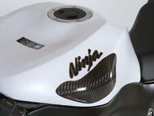 Ninja Graphic Kawasaki ZX6 R 2011 R&G Racing Tank Sliders TS0016C Carbon