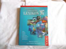 CD-ROM: Bertelsmann Universal Lexikon 97.