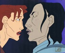 Aeon Flux Original Production Cel Cell Animation Liquid Tv Faces 1990s Mtv Coa