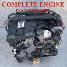 BMW 1 3 Series e87 e90 118i 318i 2.0 Bare Engine N43B20AY New Timing WARRANTY