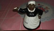 Gone With the Wind MAMMY TEA POT 1990 Collectible VINTAGE RARE Turner Heirloom!