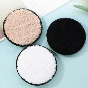 Reusable Microfiber Cloth Makeup Face Cleansing Pads Remover Towel RW