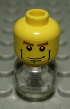 Lego Figur Zubehör Kopf Mann                                             (789 #)