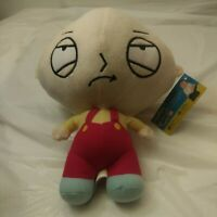 """10"""" Toy Factory Family Guy- Stewie Griffin Plush Toy Brand New W/tag"""