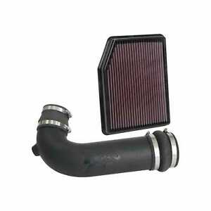 K&N Performance AirCharger Air Intake System for 2019-2020 Chevy Silverado 1500