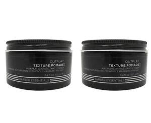 Redken Men Outplay Texture Putty Maximum Control 3.4 Oz (2 Pack)  $9.99 EA