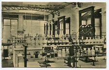 CPA - Carte Postale - Belgique - Mons - Ecole des Mines et de Métallurgie