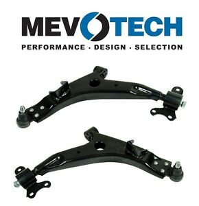 NEW For Chevrolet Epica Suzuki Verona Pair Set of 2 Lower Control Arms Mevotech