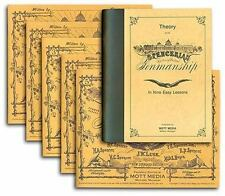 Spencerian Penmanship Set : Theory Plus Thirteen Copy Books