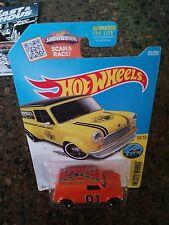 Hot Wheels 67 Austin mini van GENERAL LEE DUKES OF hazard