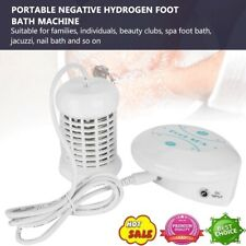 Ion Ionic Detox Foot Bath Spa Machine with Array Cell Cleanse Health Care Tool