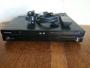 PIONEER DVR-LX60D 250GB HDD/DVD PLAYER/RECORDERAND FREEVIEW RECEIVER