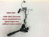 Silverado sierra windshield turn signal wiper arm 1999 2000 2001 2002