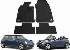 Genuine OEM Front & Rear Carpet Floor Mats For 2002-2006 Mini Cooper New USA