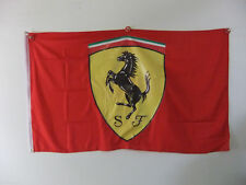 ferrari fahne rot sebastian vettel , Hissfahne