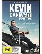 Kevin Can Wait : Season 1 (DVD, 2018, 3-Disc Set)