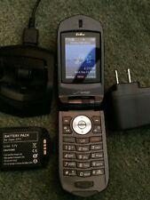 Casio G'zOne Boulder C711- Black/Orange (Verizon) Phone