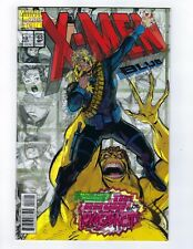 X-Men Blue # 13 Lenticular 3D Variant Cover Nm