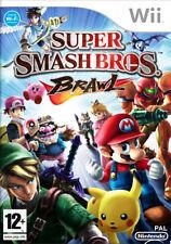 Mario: Super Smash Bros Brawl ~ Nintendo Wii (in Good Condition)