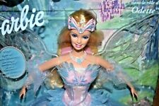 Barbie Swan Lake Odette Doll, Barbie Doll, Light Up Wings, New, Boxed