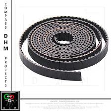Belt T 2.5 Reprap - Prusa 3D - cinghia distribuzione neoprene 6mm t2.5 -al metro