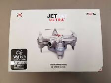 MOTA JETJAT Ultra Drone with One Touch Take-Off Landing, White