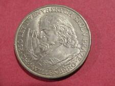 Czechoslovakia 1957 10 Korun Silver Au Coin