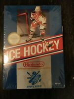 NES Nintendo Entertainment System ICE HOCKEY NEW Factory Sealed H-Seam Game 1988