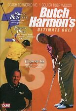 Butch Harmon's Ultimate Golf - Short Game , Sweet Power Play & Course IQ