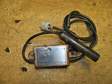 1986 1987 1988 Yamaha XVZ1300 XVZ 1300 Venture Royal CB Radio Antenna Junction