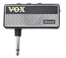 VOX / Amplug Metal G2 Battery Operated Headphone guitar amplifier