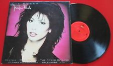 JENNIFER RUSH ***The Power Of*** VERY RARE 1991 LP SPAIN w/ Spanish Tracks!