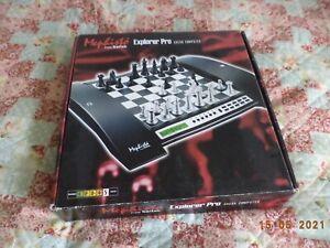 Mephisto Explorer Pro chess computer