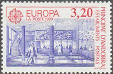 French Andorra #392 MNH CV$3.00 Post Office
