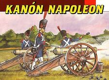 Canon Napoleón/napoleónicas Cannon 1/18 Smer Rara!