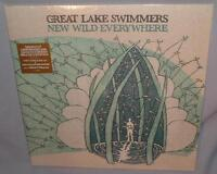 LP GREAT LAKE SWIMMERS New Wild Everywhere 2LPs LTD EDN #2658  NEW MINT SEALED!