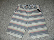 Modern Amusement Shorts Mens Size 28 Stripes NWT$49.5