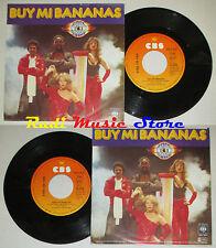"""LP 45 7"""" EYES ON FIRE Buy mi bananas King of nightlife 1979 germany cd mc dvd"""