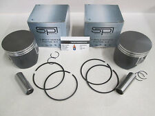POLARIS ASSAULT, RMK 800 SPI TEFLON COATED PISTONS (2) 2011-2012