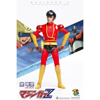 Mazinga Z Mazinger Pilota Alcor KOJI KABUTO Action Figure 30cm ZC WORLD